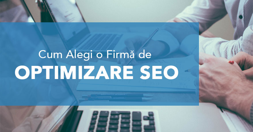 firma optimizare seo website