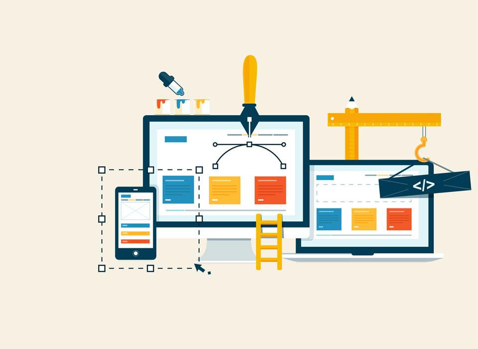 Web Design strategic – site-uri ușor de navigat care generează profit